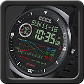 V01 WatchFace for LG G Watch R