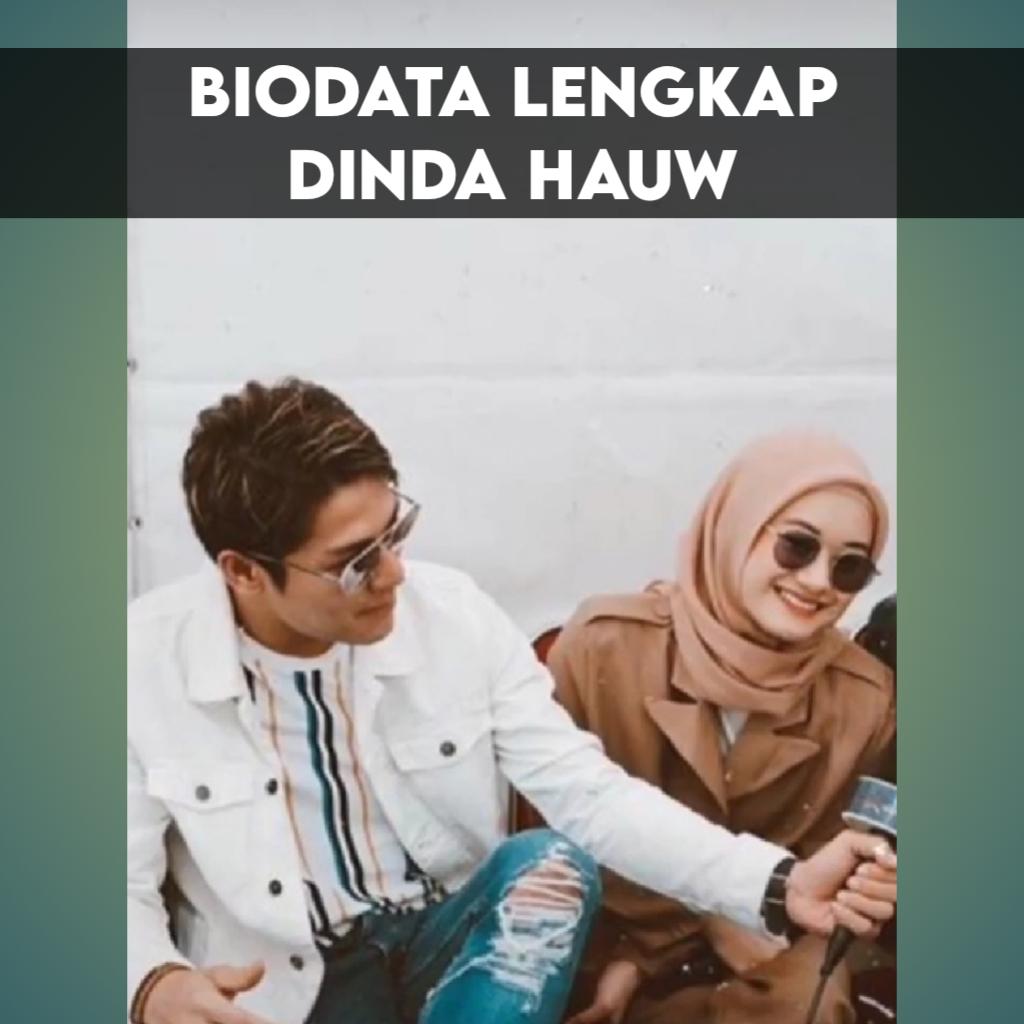 Biodata Dinda Hauw, Nama Asli, Suami, Pendidikan, Nama ...