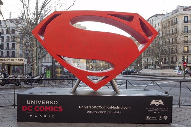 a952f55442583 PRIMER CONTACTO CON EL UNIVERSO DC COMICS MADRID ...