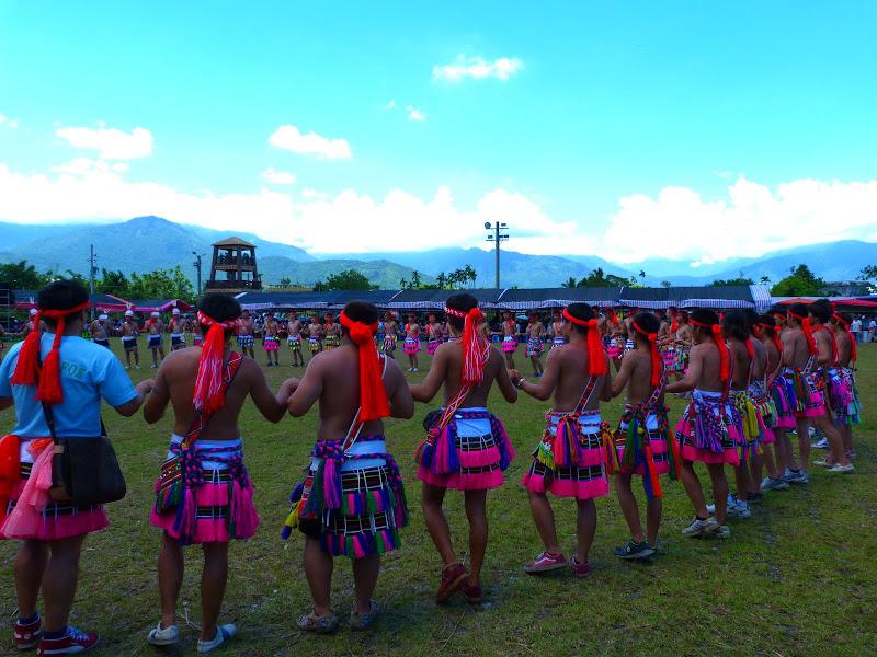 Hualien County. De Liyu lake à Guangfu, Taipinlang ( festival AMIS) Fongbin et retour J 5 - P1240536.JPG