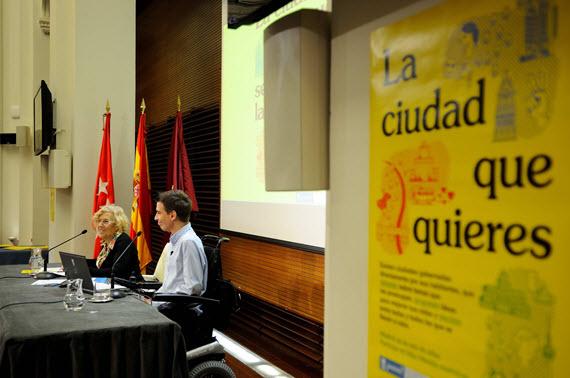 Propuestas al equipo de Gobierno municipal vía web o en las OAC