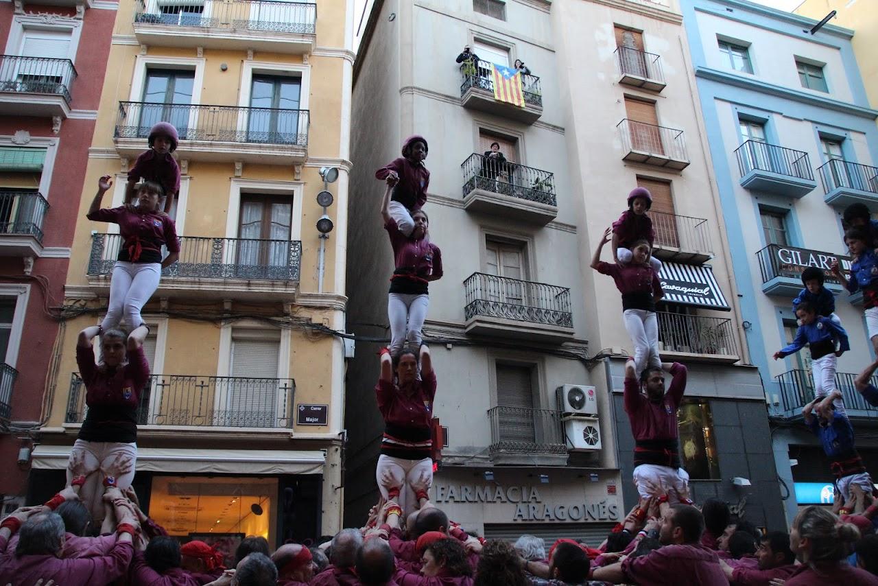 Diada XXIè Aniversari Castellers de Lleida 9-4-2016 - IMG_0152.JPG