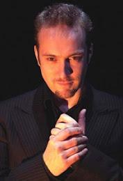 Derren Brown Portrait