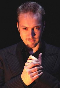 Derren Brown Portrait, Derren Brown