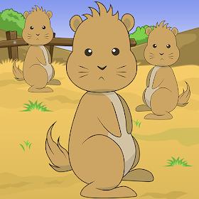 Prairie Dog Evolution Farm Fun