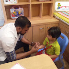 Medical Check Up for Pre-Primary Section (2018-19), Witty World, Goregaon East