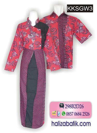 KKSGW3 Butik Batik Online, Grosir Batik Murah, Contoh Baju Batik Modern, KKSGW3