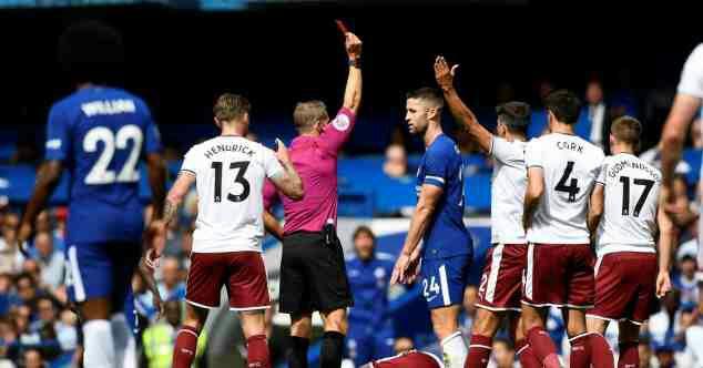 Chelsea vs Burnley Premier League Match Highlight
