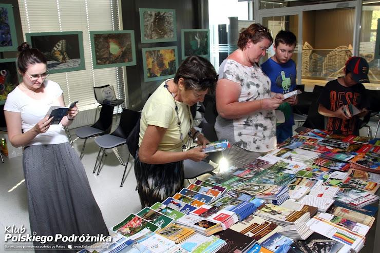 Spotkanie Klubu Polskiego Podróżnika w Gdynia InfoBox - Klubowa Kopalnia Pomysłów