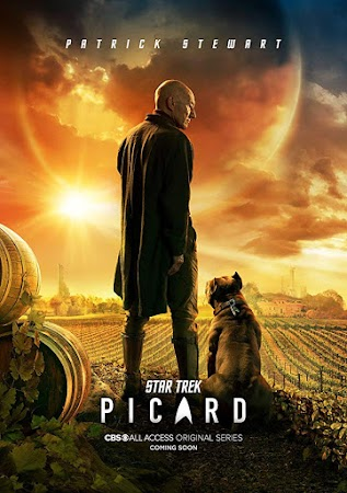 Poster Of Star Trek: Picard 2020 Watch Online Free Download
