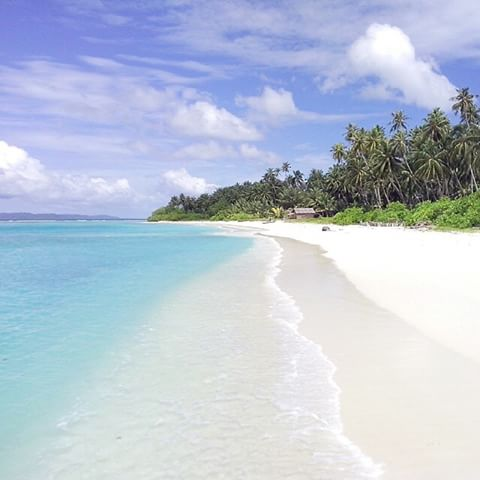 Pantai pulau sibaranun tempat terbaik untuk berlibur Anda