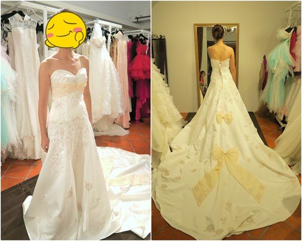 城市花園婚禮工坊 高雄自助婚紗 - 拍婚紗照之禮服挑選 (13)