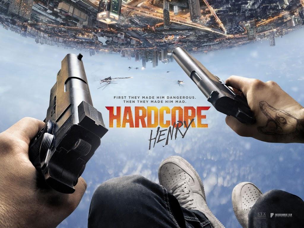 Hardcore Henry  Wallpaper