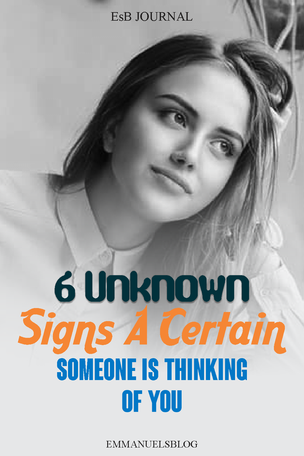 6 Unknown Signs A Certain Someone Is Thinking of You