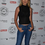 OIC - ENTSIMAGES.COM - Georgina Toffolo at the  Jeans for Genes Day 2015 - launch party in London 2nd September 2015 Photo Mobis Photos/OIC 0203 174 1069