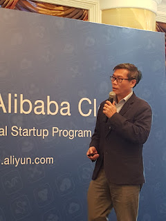 Pang describes the startup ecosystem in Singapore.