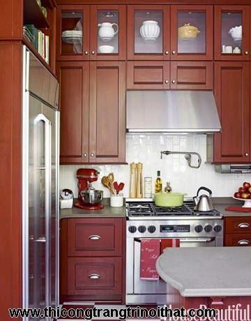 Những thiết kế thông minh cho nhà bếp nhỏ hẹp - <strong><em>Thiết kế nội thất</em></strong>-16