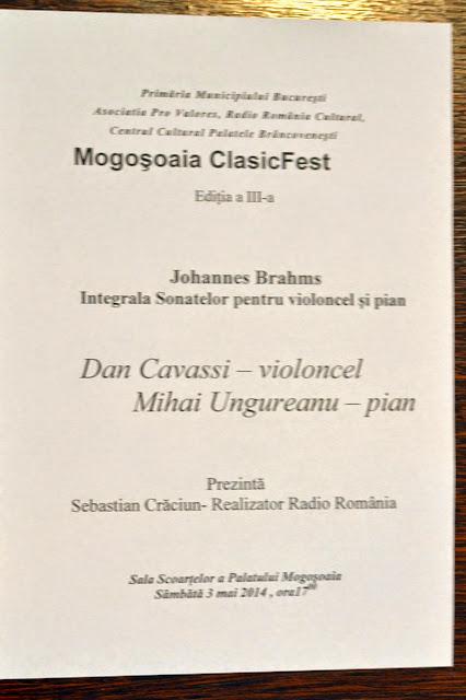 Violoncelistul Dan Cavassi - (71)