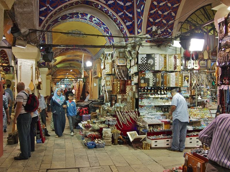 The Grand Bazaar of Istanbul  Amusing Planet