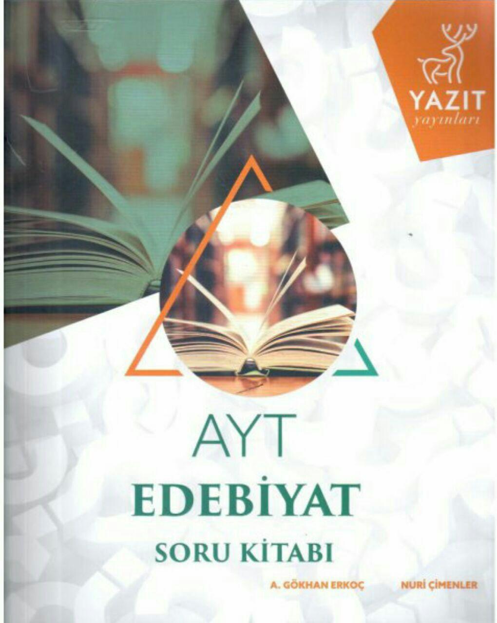 Yazıt Yayınları AYT Edebiyat Soru Kitabı (2019-2020)