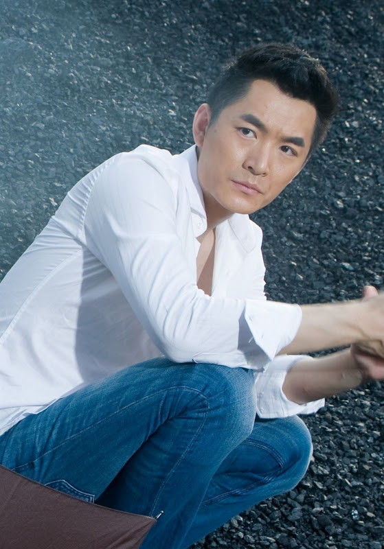 Zhu Yongteng China Actor