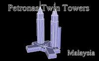 Petronas Twin Towers -MaLaysia-