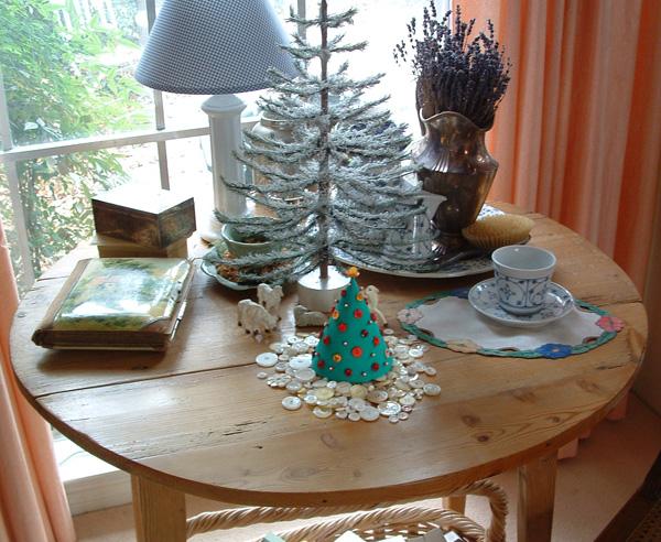 Decoracão  de Arvore de Natal