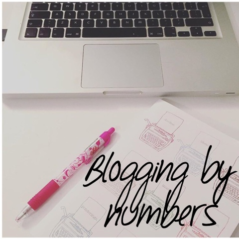 blogging by numbers