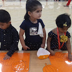 Halloween Carnival Celebrated by Playgroup Evening Section at Witty World, Chikoowadi (2018-19)