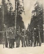 02.1969г. Карпаты.