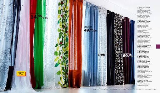 Ikea Raumteiler Vorhang