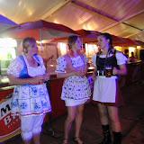 Oktoberfest met de Palemiger Spatzen, feesthal Knypstermerke, De Knipe