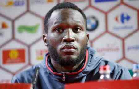 Why I Ignored Chelsea for Manchester United- Lukaku
