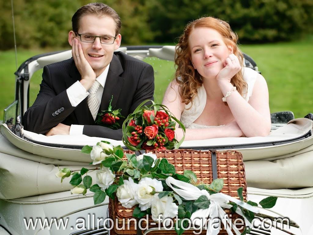 Bruidsreportage (Trouwfotograaf) - Foto van bruidspaar - 040