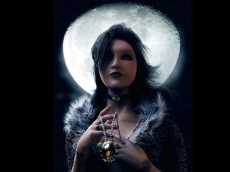Moon Talisman, Moon Magic