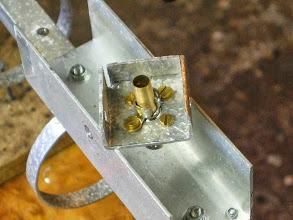 Photo: recevoir ce petit bout de tube laiton