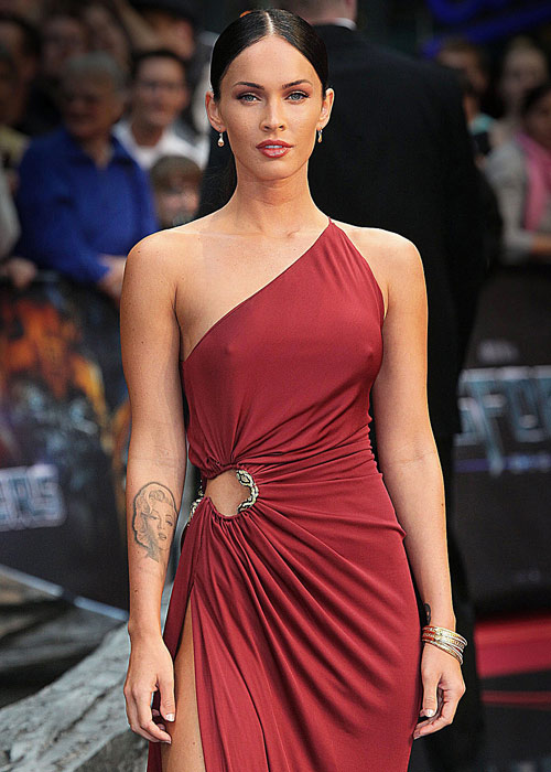 megan fox tattoos. Megan Fox Tattoo