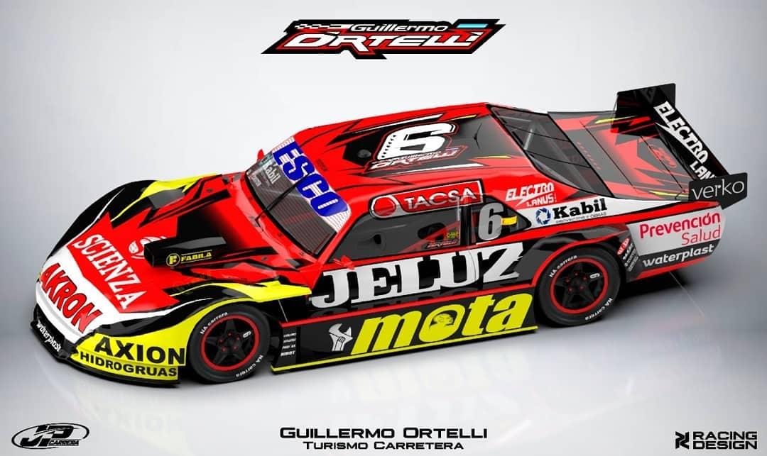 Nuevo diseño Chevrolet de Guillermo Ortelli