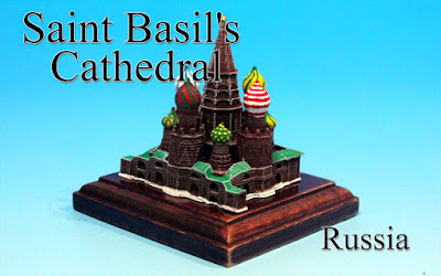 Saint Basil's Cathedral -Russian Federation-