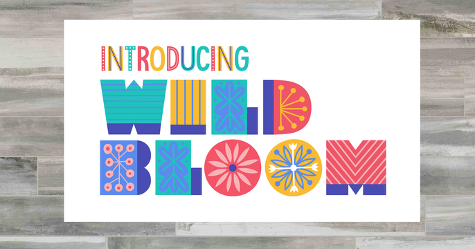 Download Wild Bloom Font Family From Sudtipos