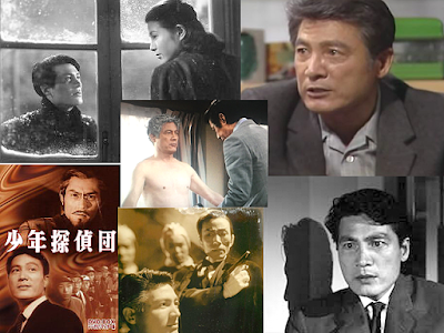 岡田英次さん、ガラス越しのキスシーンやオメダの父親など演じる