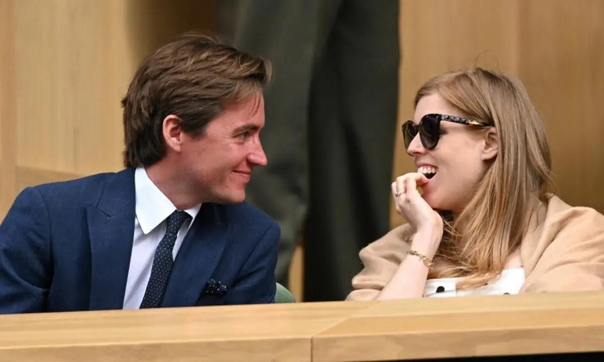 Edoardo Mapelli Mozzi pens Heartwarming Wedding Anniversary Post to Princess Beatrice