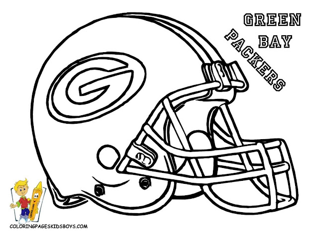 Nfl Coloring Pages Patriots Printable For Kids