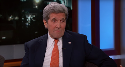 Trump: Kerry is 'embarassment', Obama is 'disgraceful'