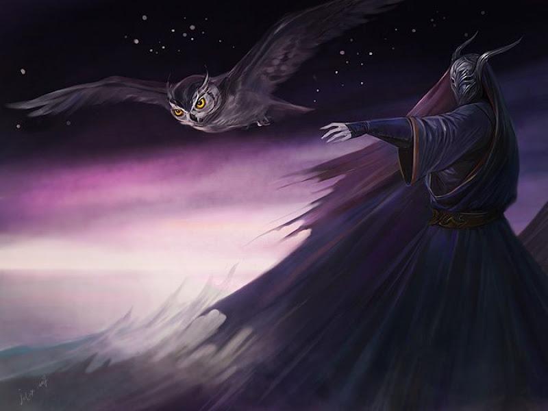 Attack Of Black Lord, Night Magic