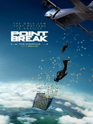 Phim Điểm vỡ / Ranh giới chết - Point Break (2015)