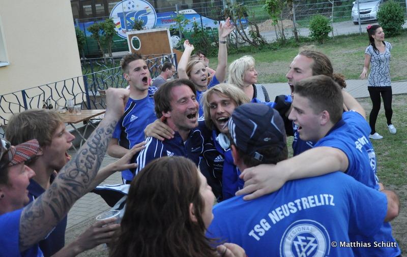 30. Spieltag: Torgelower SV Greif - TSG Neustrelitz - Seite 2 DSC_0754