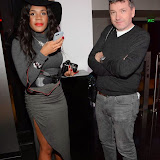 WWW.ENTSIMAGES.COM -    Ayshia Armani and Simon Ford    at         Nightrider 2015 - VIP launch party at Grange St Paul's Hotel, London November 4th 2014Charity bike ride launches its 2015 challenge. Main event takes place in June 2015                                               Photo Mobis Photos/OIC 0203 174 1069