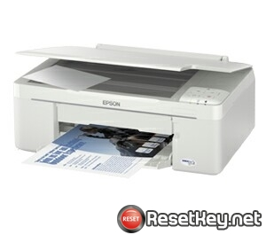 Reset Epson ME-320 End of Service Life Error message