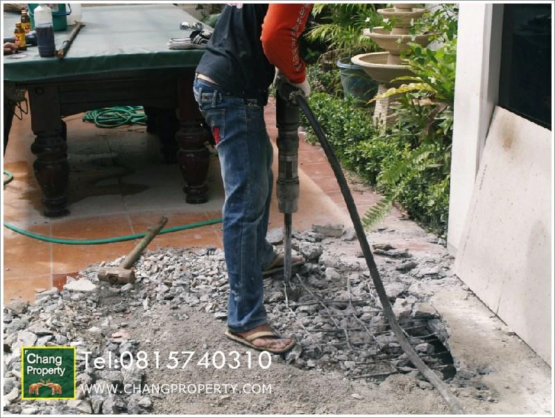 รับออกแบบบ้าน รับเหมาก่อสร้าง รับสร้างบ้าน:building Construction